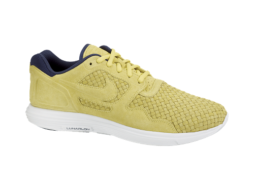 Nike Lunar Flow Woven QS 'Golden Sash/Golden Sash-Midnight Navy'