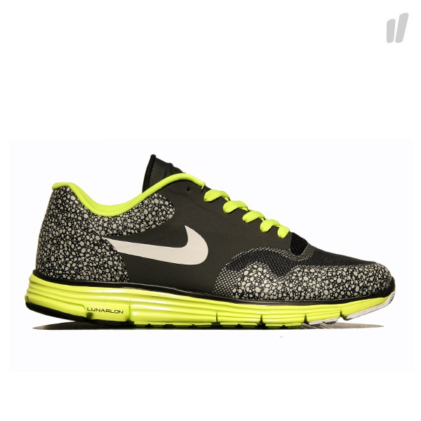 Nike Lunar Safari 'Anthracite/White-Volt-Black' - Fall 2012