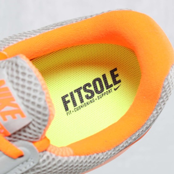 Nike LunarSwift+ 4 'Granite/White-Light Charcoal'