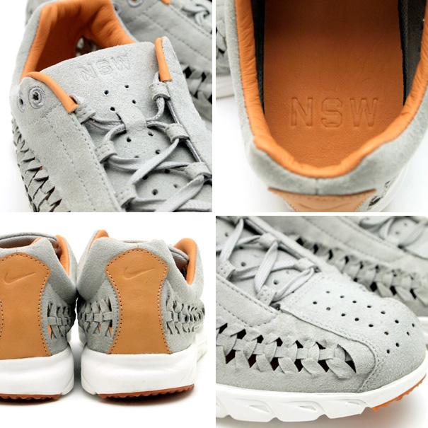 Nike Mayfly Woven NSW TZ 'Granite'