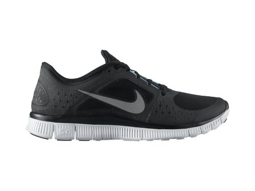Nike N7 Free Run+ 3 'Black/Reflective Silver-White-Dark Turquoise' - Now Available at NikeStore