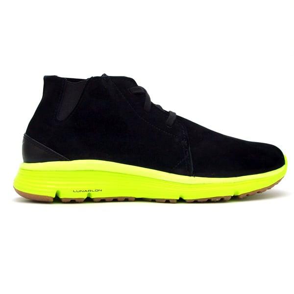 Nike Ralston Lunar Mid TZ 'Black/Volt'