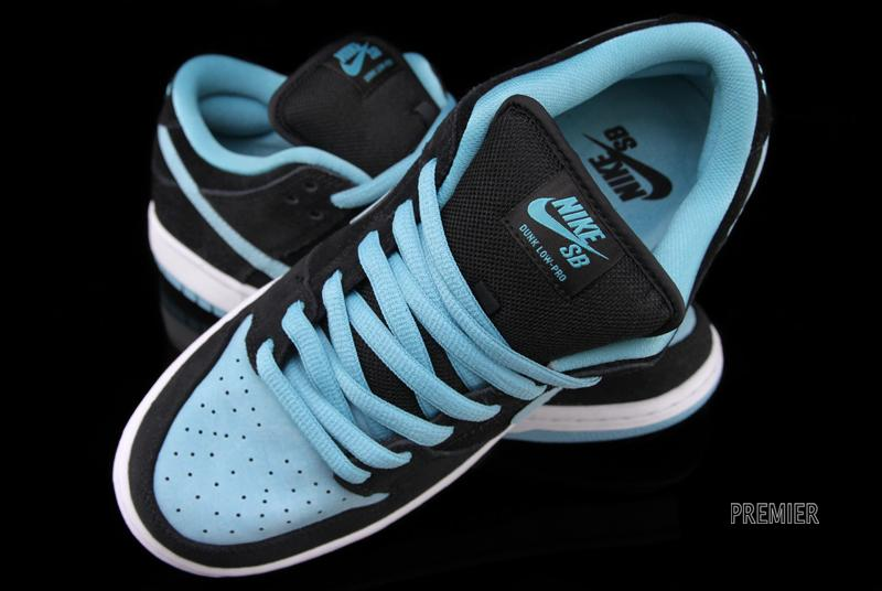 Nike SB Dunk Low  Black Clear Jade   620b3a93ec