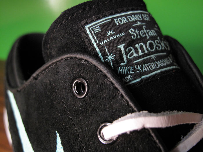 Nike Stefan Janoski Menta Negro 7RvZ7WIzqK