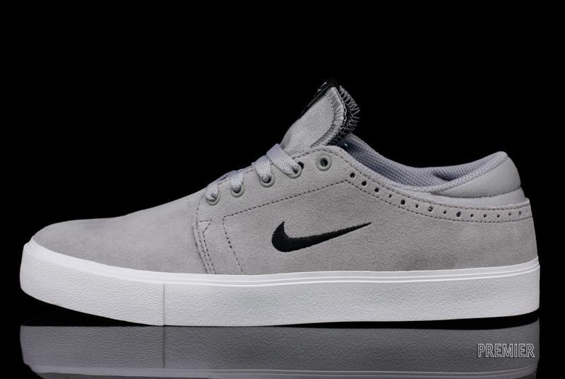 Nike SB Team Edition 2 'Matte Silver'