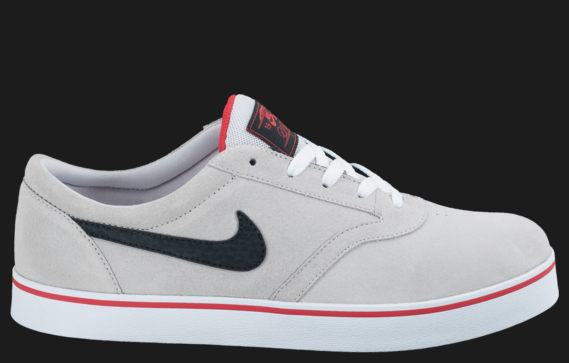 Nike SB Vulc Rod 'Metallic Platinum'