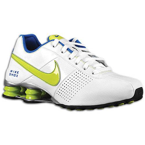 Nike Shox Deliver 'White/Soar-Cyber'