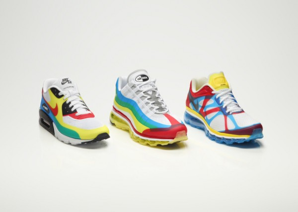 Nike Sportswear 'What The Max' Collection Delayed at NikeStore