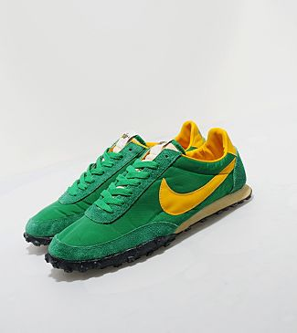 Nike Waffle Racer VNTG 'Green/Maize Yellow' size? Exclusive