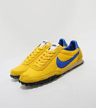 sports shoes 3be40 bac37 Nike Waffle Racer VNTG  Maize Yellow Royal Blue  size  Exclusive