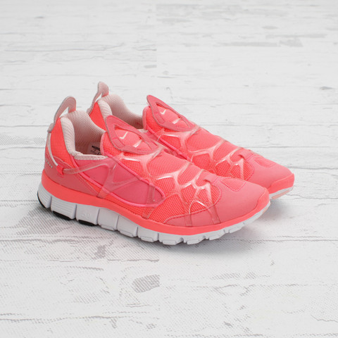 Nike Women's Kukini Free 'Hot Punch/Storm Pink-White'