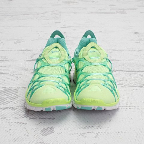 Nike Women's Kukini Free 'Liquid Lime/Tropical Twist-White'