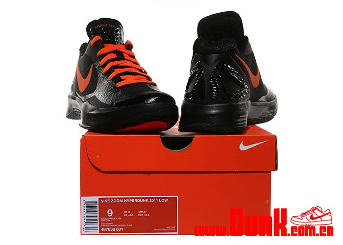 Nike Zoom Hyperdunk 2011 Low  Linsanity  Away PE - New Images ... 4bb25bc30