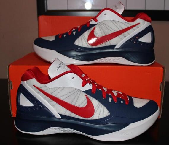 570ff11c36c Nike Zoom Hyperdunk 2011 Low USA Sample 30%OFF