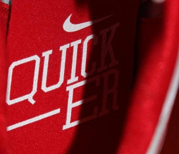 Nike Zoom Hyperdunk 2011 Low 'USA' Sample