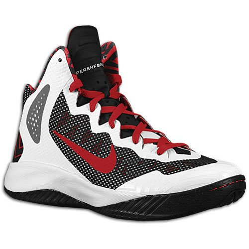 Nike Zoom Hyperenforcer XD 'White/Black-Sport Red'