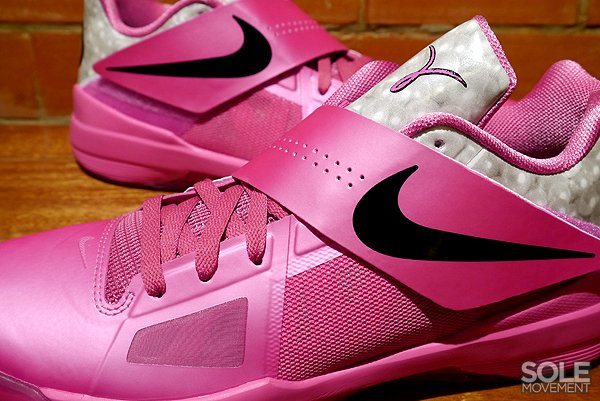 Nike Zoom KD IV Aunt Pearl - Detailed Look