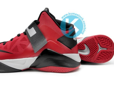 Nike Zoom Soldier 6 'Red/Black-Silver'