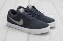 Nike SB P-Rod 5 LR 'White/Matte Silver-Medium Denim'
