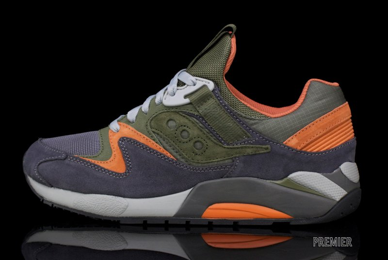 Packer Shoes x Saucony Grid 9000 'Green' Hitting Additional Retailers