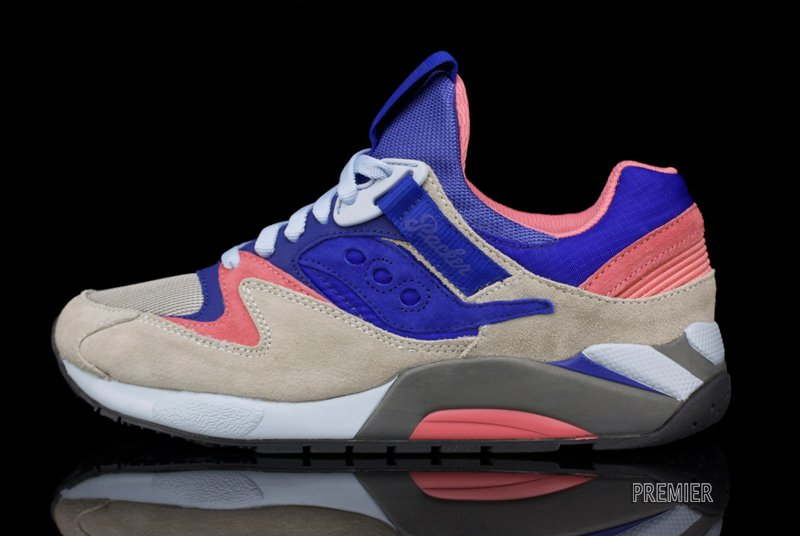 a8bb750391c9 Packer Shoes x Saucony Grid 9000  Tan  Hitting Additional Retailers ...