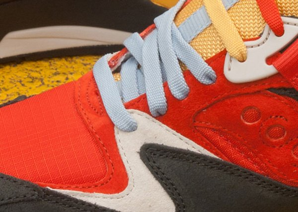 Packer Shoes x Saucony Grid 9000 Tech Pack Teaser