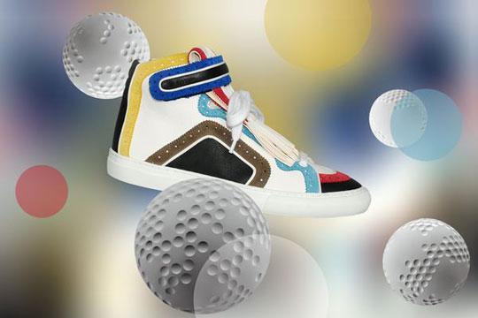 Pierre Hardy 'Dapperama' Sneakers