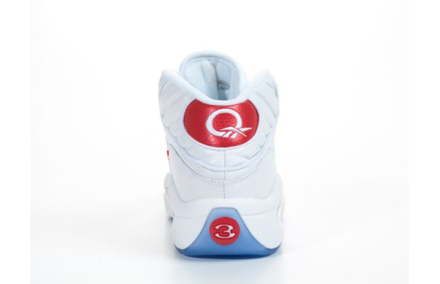Reebok Question Mid 'White/Red' - Updated Release Info
