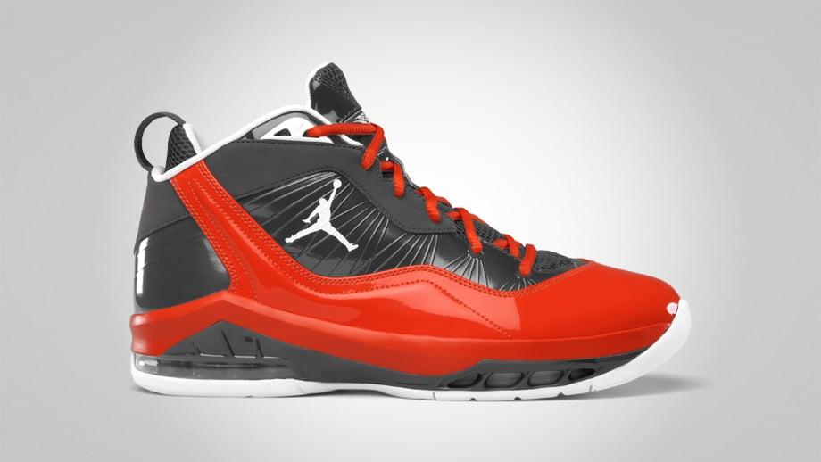 Release Reminder: Jordan Melo M8 'Anthracite/White-Team Orange'