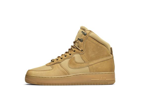 Release Reminder: Nike Air Force 1 Hi DCN 'Golden Harvest'