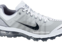 Release Reminder: Nike Air Max+ 2009 'White/Black-Stealth'