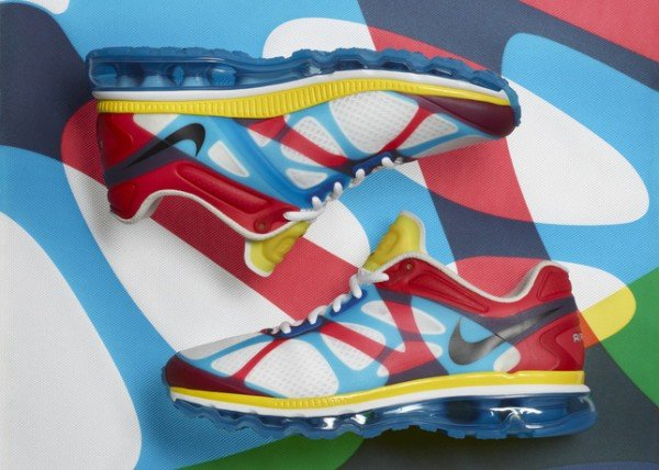 Release Reminder: Nike Air Max+ 2012 'What The Max' at NikeStore