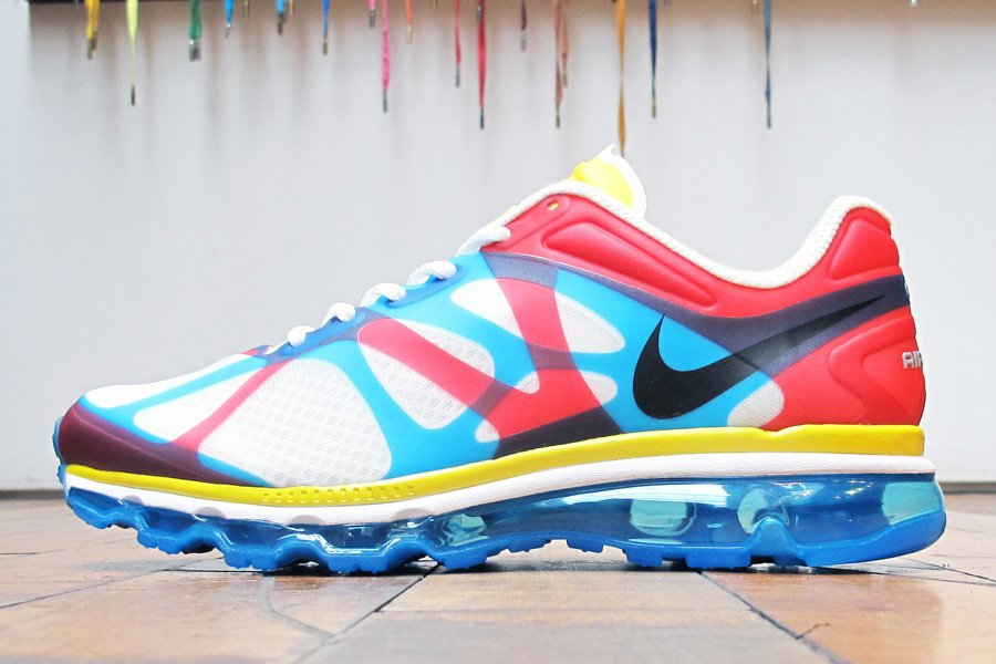 Release Reminder: Nike Air Max+ 2012 'What The Max'