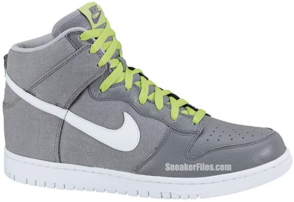 Release Reminder: Nike Dunk High 'Wolf Grey/White-Cool Grey'