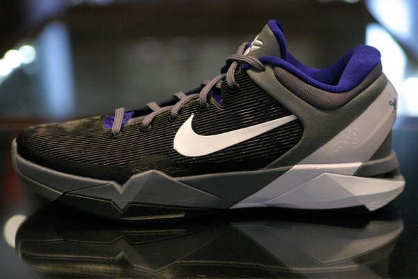 Release Reminder: Nike Kobe 7 'Concord/White-Cool Grey-Del Sol'