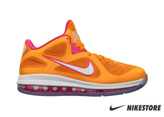 Release Reminder: Nike LeBron 9 Low 'Floridians'
