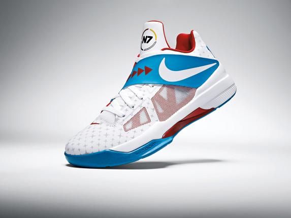 Release Reminder: Nike N7 Zoom KD IV