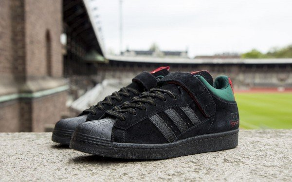 Release Reminder: adidas Consortium x Muro 'Your Story' Pro Shell