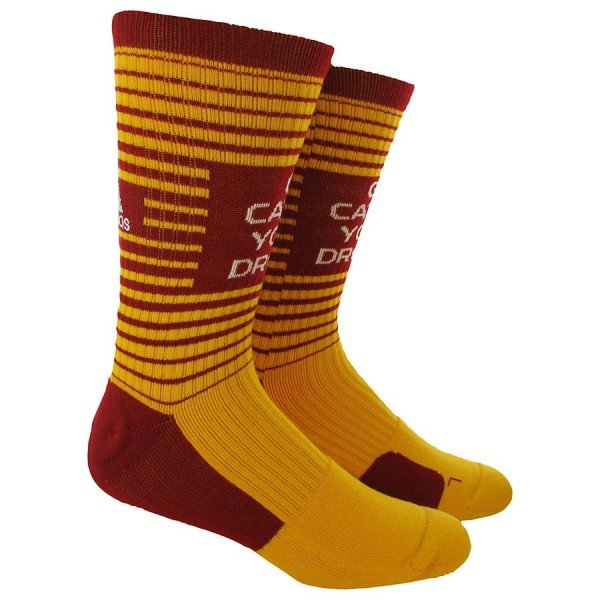 Robert Griffin III's 'Go Catch Your Dream' Draft Day Socks - Now Available