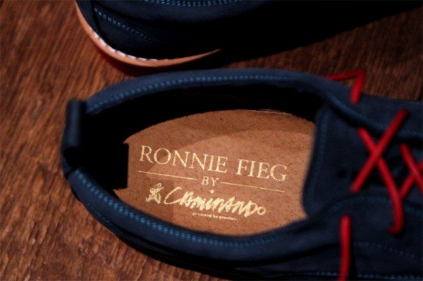 Ronnie Fieg x Caminando Nolita Low - Now Available