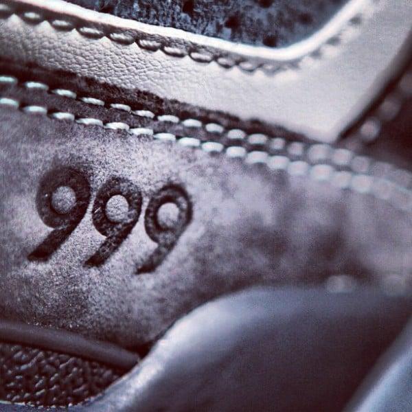 Ronnie Fieg x New Balance 999 'Steel Blue' - Release Date + Info