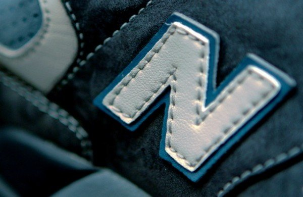Ronnie Fieg x New Balance 999 'Steel Blue' - Up Close