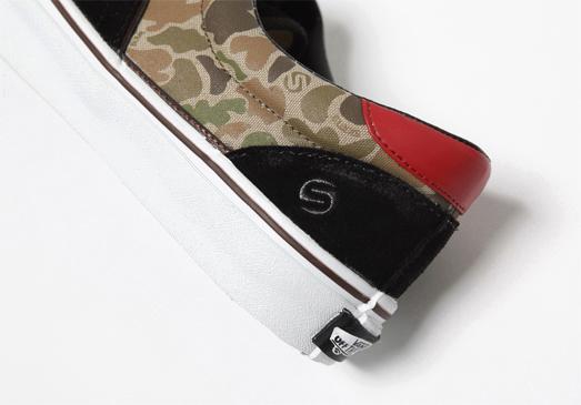 Silas x Slam City Skates x Vans Era