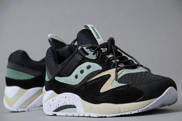 Sneaker Freaker x Saucony Grid 9000 Bushwhacker - Release Date + Info ... 9036423b8b