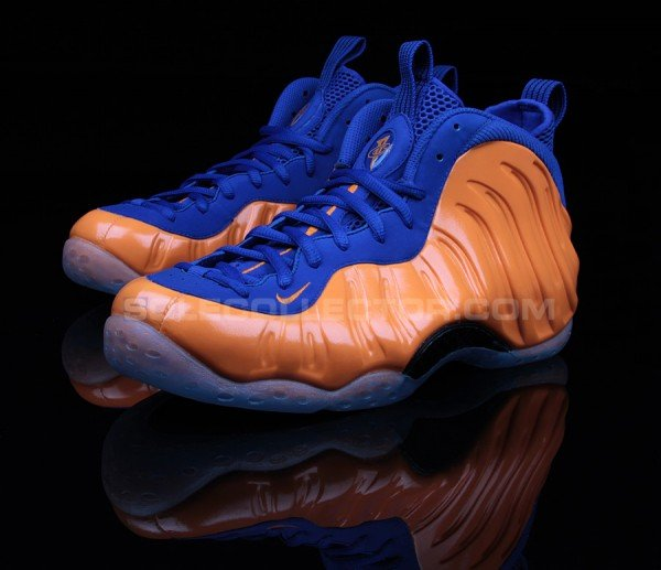 Spike Lee Custom NYC Nike Air Foamposite One - Detailed Look