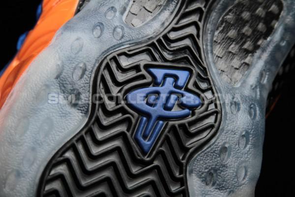 Spike Lee Custom NYC Nike Air Foamposite One - Detailed Look