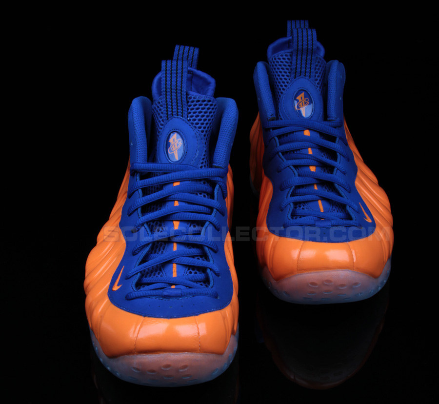 competitive price c7d6e 4dffd Spike Lee's Custom 'NYC' Nike Air Foamposite One - Detailed Look ...