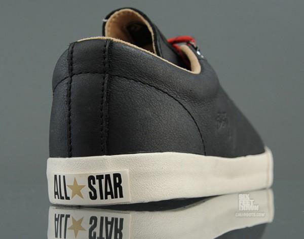 Stussy x Converse Elm LS OX Black