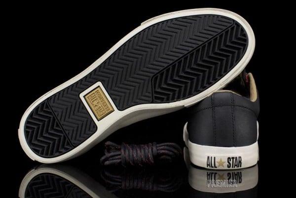 Stussy x Converse Elm LS OX Black at Premier