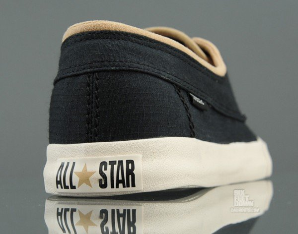 Stussy x Converse Sea Star LS OX Black